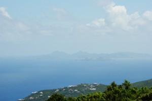 View from Pic Paradis