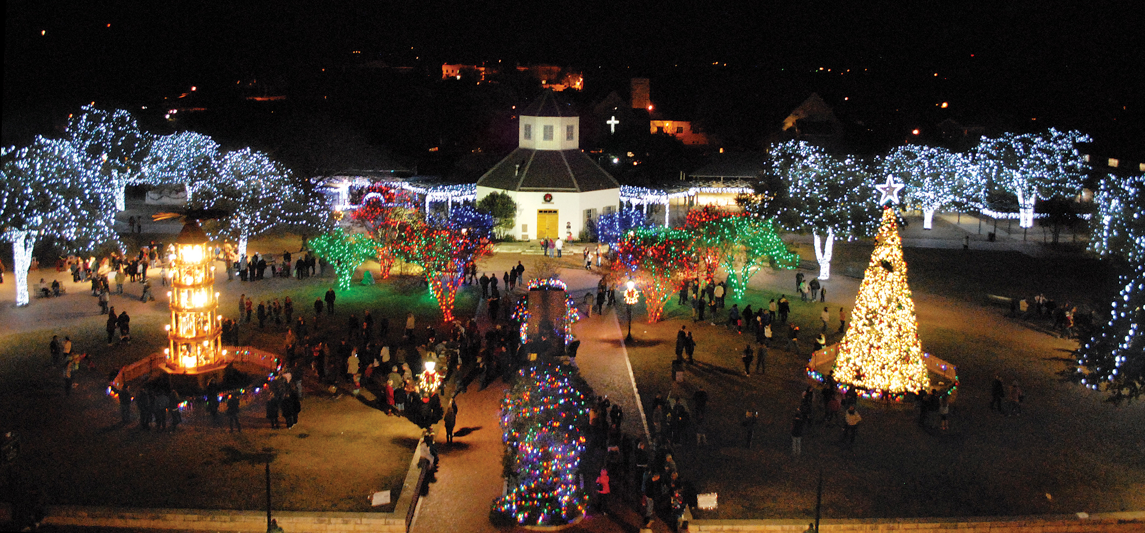 Christmas in Fredericksburg, Texas — MPI Traveler