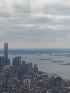 NYC from ESB 2014